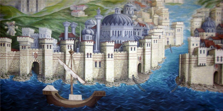 Константинополь, http://darkbg.narod.ru/ctl500.html