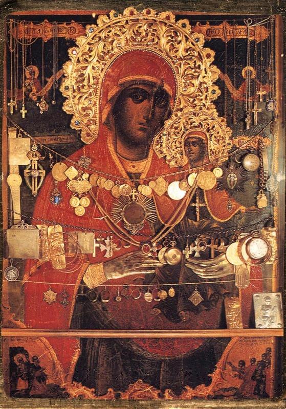 Афон, скит Святой Анны