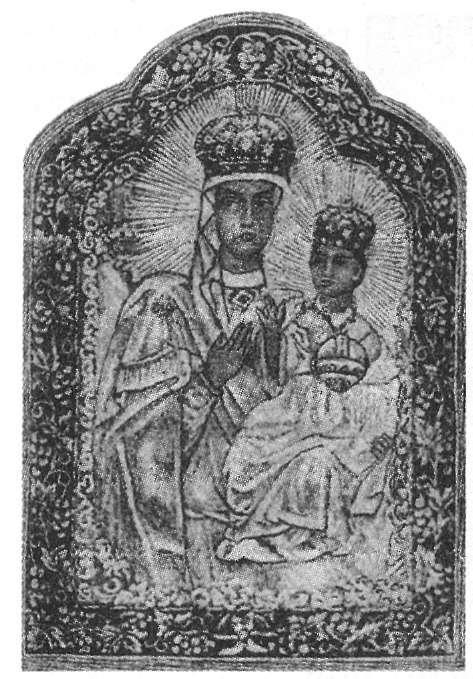 Цесарская-Боровская икона