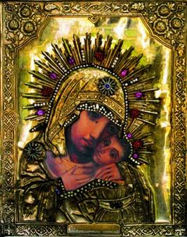 Касперовская икона Божией Матери, Одесский Кафедральный собор