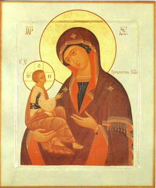 Гребневская икона Божией Матери, c. Гребнево