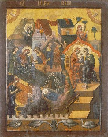 Рождество Пресвятой Богородицы Глинская