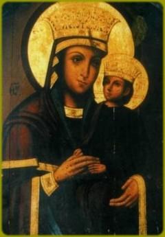 Икона Споручница грешных - Одрино-Николаевский монастырь