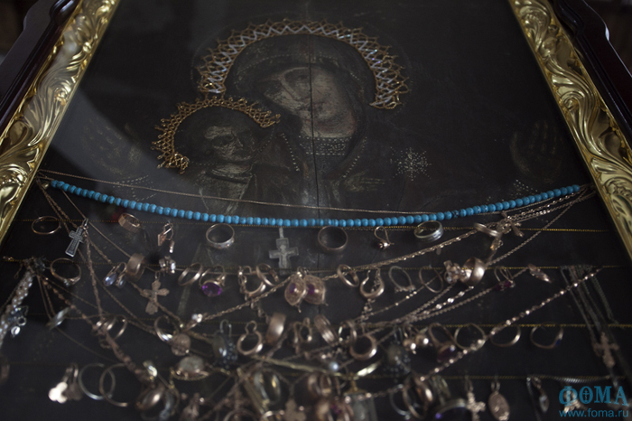 Теребинская чудотворная икона