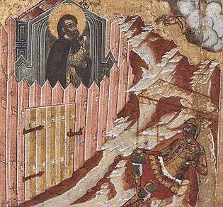 Филиипп, митрополит Московский в тюрьме