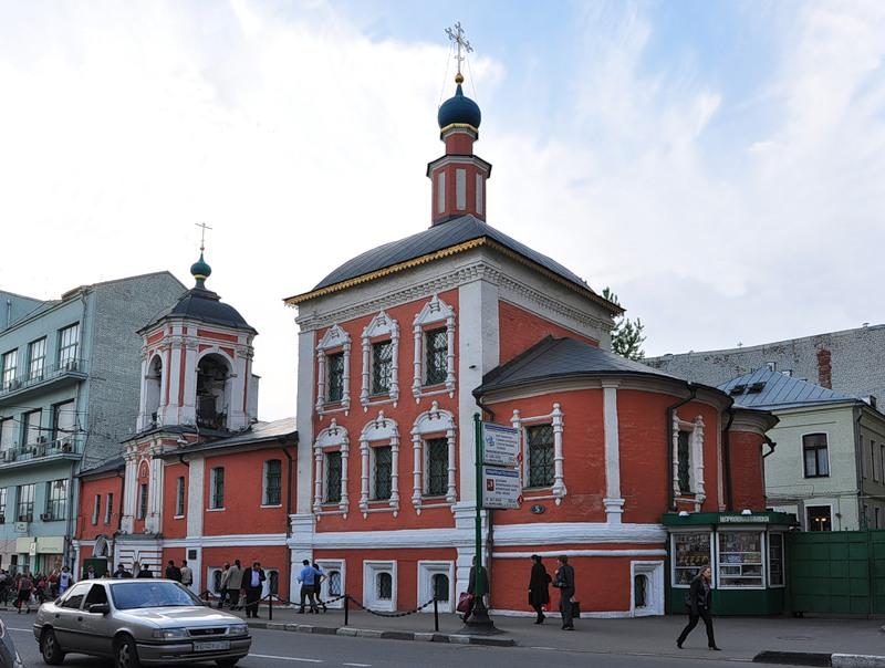 Храм Святителя Николая в Кленниках