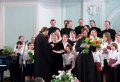 Хоровой концерт в Рахманиновском зале консерватории - 2008